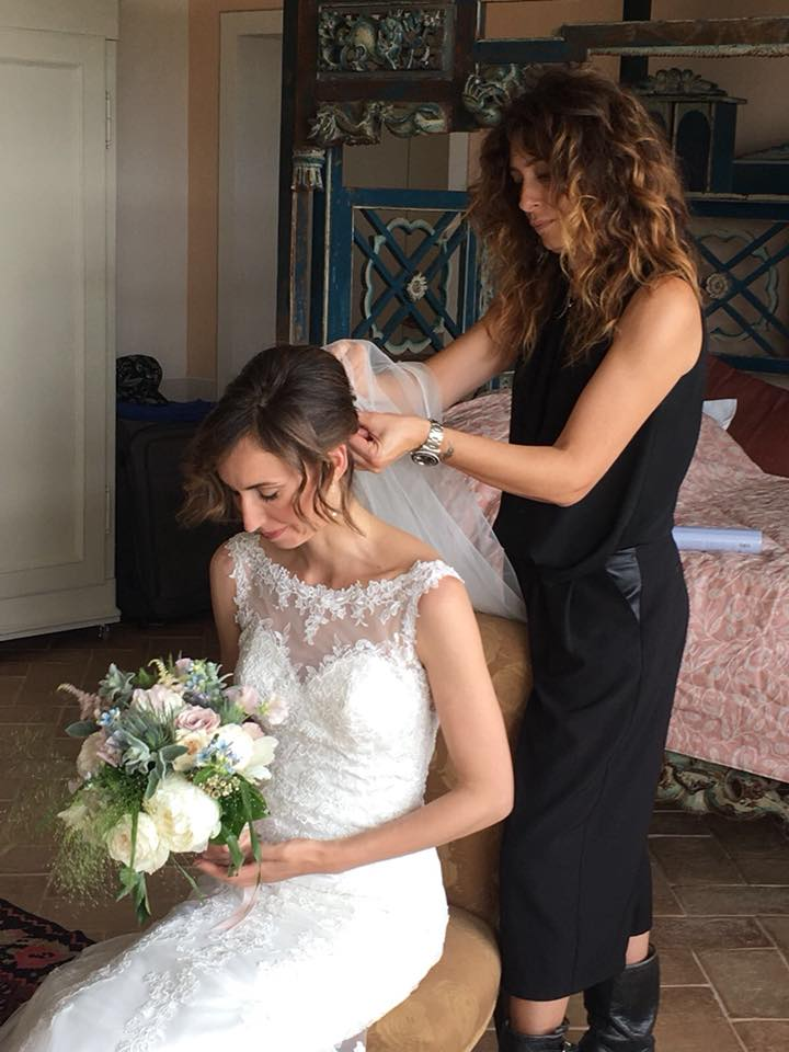Acconciatura Sposa - I Salò La Donna - Spoleto